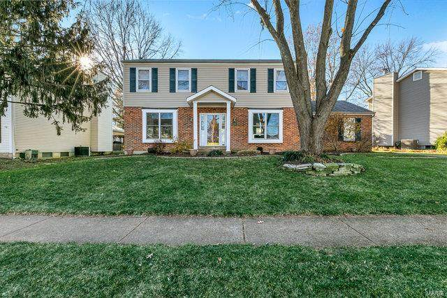 15772 Scenic Green Court, Chesterfield, MO 63017 (#20084530) :: RE/MAX Vision