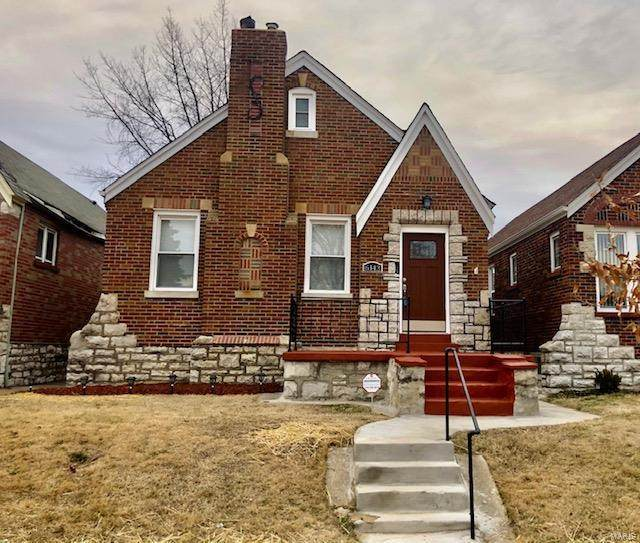 6143 N Pointe Boulevard, St Louis, MO 63147 (#21001855) :: Kelly Hager Group | TdD Premier Real Estate