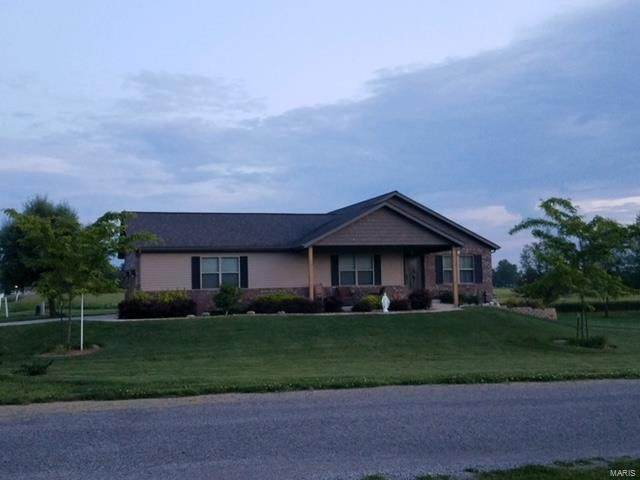 424 Duffy Drive, Marine, IL 62061 (#21002774) :: Fusion Realty, LLC