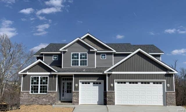 7976 Donner Ridge, Caseyville, IL 62232 (#21009038) :: Century 21 Advantage