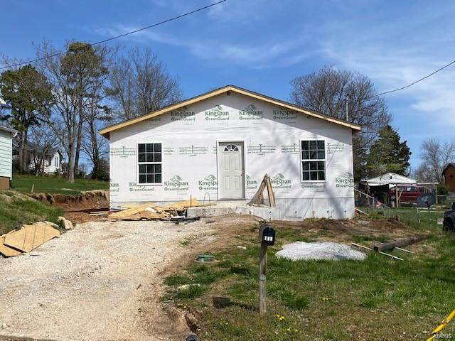 103 Central Avenue, Union, MO 63084 (#21011497) :: Clarity Street Realty