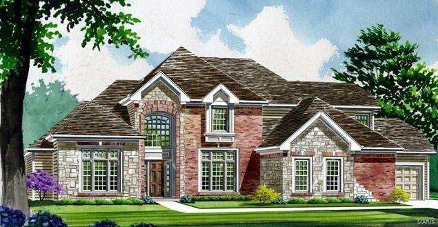 52 Chesterfield Lakes, Chesterfield, MO 63005 (#21012723) :: Clarity Street Realty