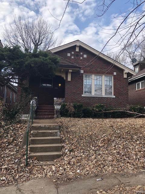 4740 Penrose Street, St Louis, MO 63115 (#21014200) :: Clarity Street Realty