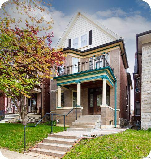 3836 Cleveland Avenue, St Louis, MO 63110 (#21025196) :: Parson Realty Group