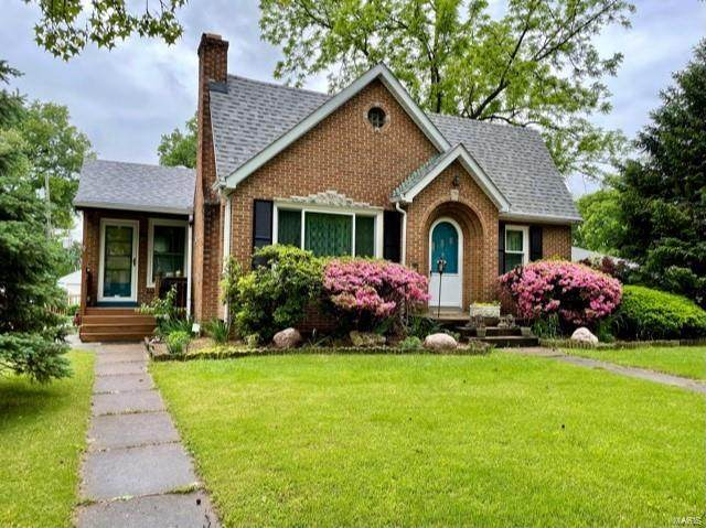 1208 Lindenthal Avenue, Highland, IL 62249 (MLS #21031664) :: Century 21 Prestige