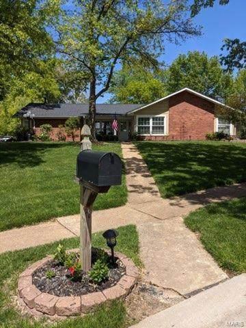 490 Brightspur Lane, Ballwin, MO 63011 (#21032032) :: PalmerHouse Properties LLC