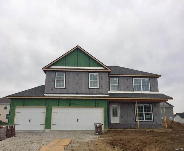 616 Monarch Drive, O'Fallon, IL 62269 (#21032158) :: Tarrant & Harman Real Estate and Auction Co.