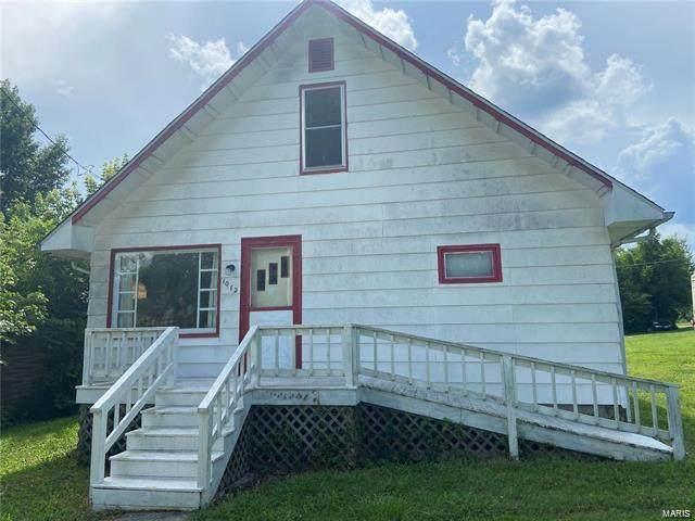 1012 Chesnut, Johnston City, IL 62951 (#21036663) :: Fusion Realty, LLC