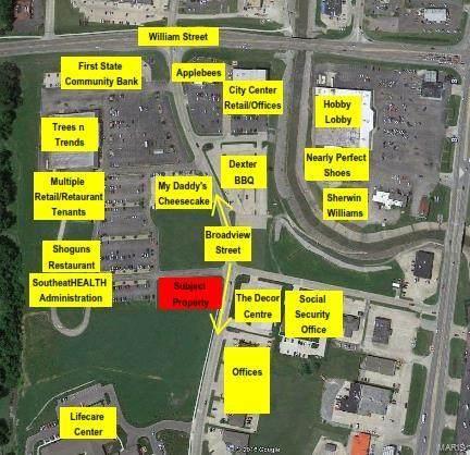 0 S Broadview, Cape Girardeau, MO 63703 (#21041849) :: Friend Real Estate