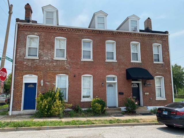 1800 S 13th Street, St Louis, MO 63104 (#21042808) :: Clarity Street Realty