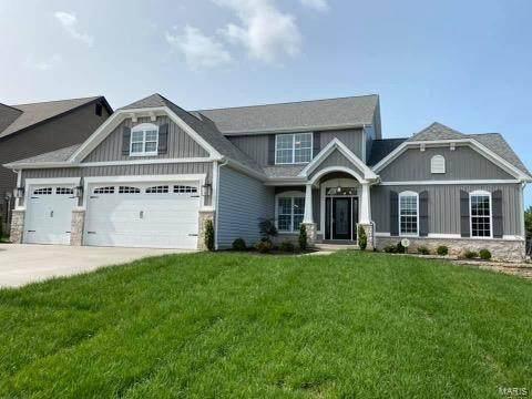 105 Eagle Estates Drive Drive, Lake St Louis, MO 63367 (#21043596) :: Parson Realty Group