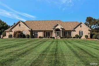 6405 State Route 162, Maryville, IL 62062 (#21044565) :: Blasingame Group   Keller Williams Marquee