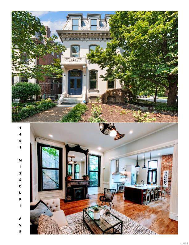 1401 Missouri Avenue, St Louis, MO 63104 (#21049767) :: The Becky O'Neill Power Home Selling Team