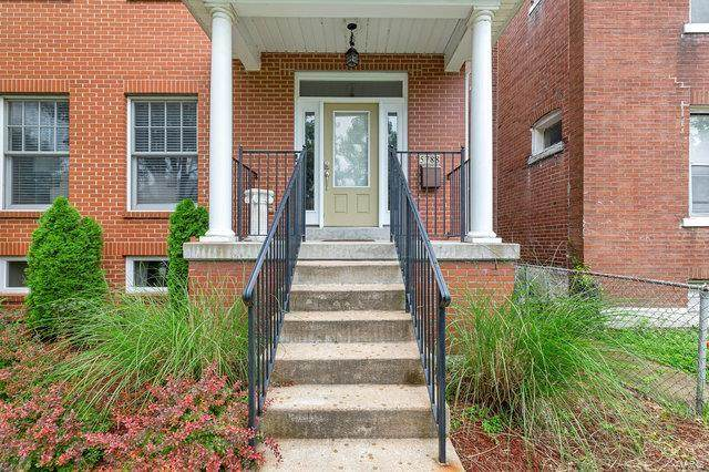 5788 Mcpherson Avenue, St Louis, MO 63112 (#21050845) :: Kelly Hager Group | TdD Premier Real Estate