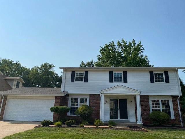 15483 Hitchcock Road, Chesterfield, MO 63017 (#21053272) :: PalmerHouse Properties LLC