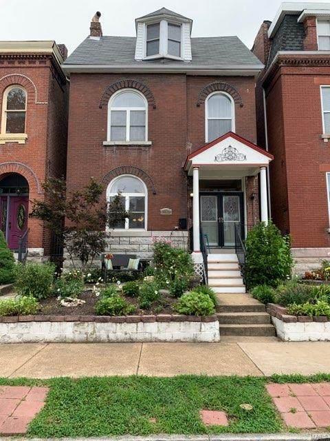 2607 S Compton Avenue E, St Louis, MO 63118 (#21054302) :: Krista Hartmann Home Team