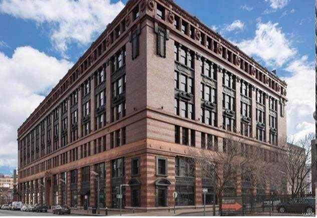 1520 Washington Avenue R217, St Louis, MO 63103 (#21064889) :: Walker Real Estate Team