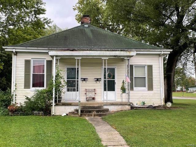 1314 W E Street, Belleville, IL 62220 (#21067249) :: Terry Gannon | Re/Max Results