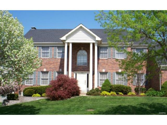 2259 Sycamore Drive, Chesterfield, MO 63017 (#12011809) :: Clarity Street Realty