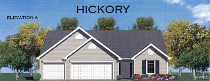 0 Tbb-Amberleigh Woods-Hickory, Imperial, MO 63052 (#16013542) :: Clarity Street Realty