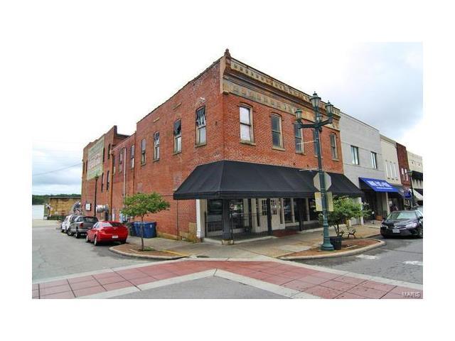 46 N Main Street, Cape Girardeau, MO 63701 (#16060299) :: Clarity Street Realty