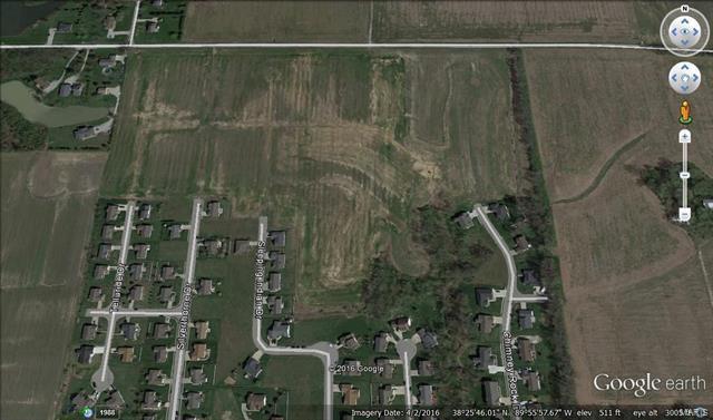 0 Silverthorne Drive, Freeburg, IL 62243 (#16069857) :: Sue Martin Team