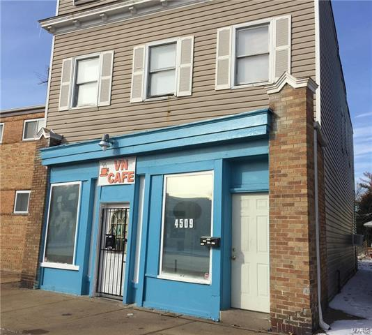 4509 Gravois Avenue, St Louis, MO 63116 (#17001130) :: Clarity Street Realty
