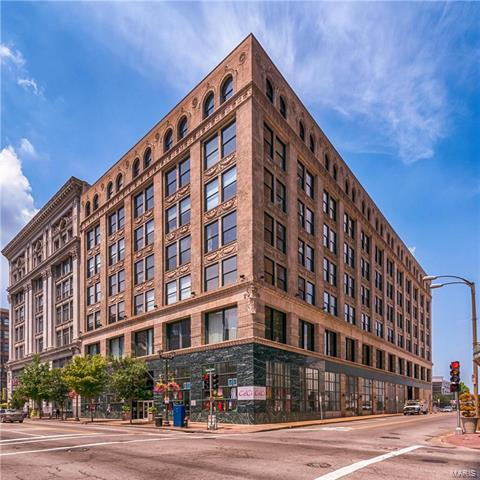 901 Washington Avenue #204, St Louis, MO 63101 (#17006008) :: Clarity Street Realty