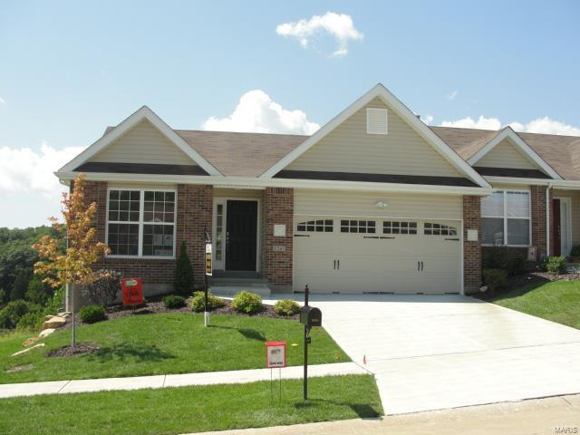 1245 Sadie Lane 19A, Unincorporated, MO 63026 (#17007272) :: Clarity Street Realty