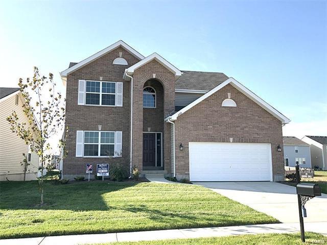 229 Longridge Circle, Belleville, IL 62221 (#17017823) :: Clarity Street Realty