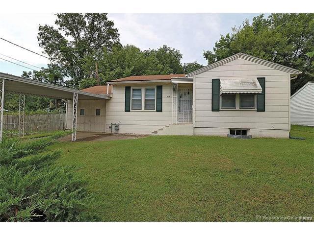 215 S Missouri Street, Cape Girardeau, MO 63703 (#17056830) :: Clarity Street Realty