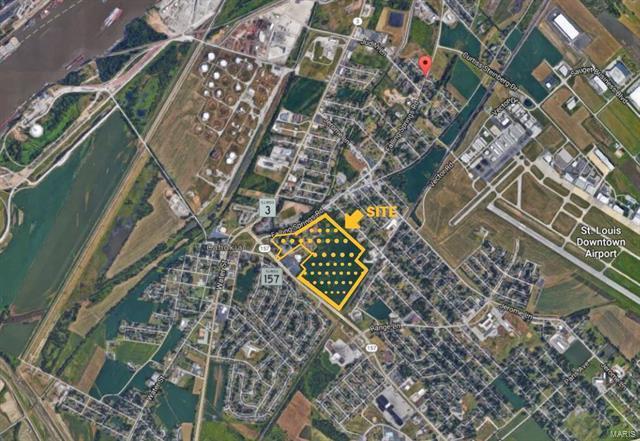 0 Falling Springs, Cahokia, IL 62206 (#17065200) :: Fusion Realty, LLC