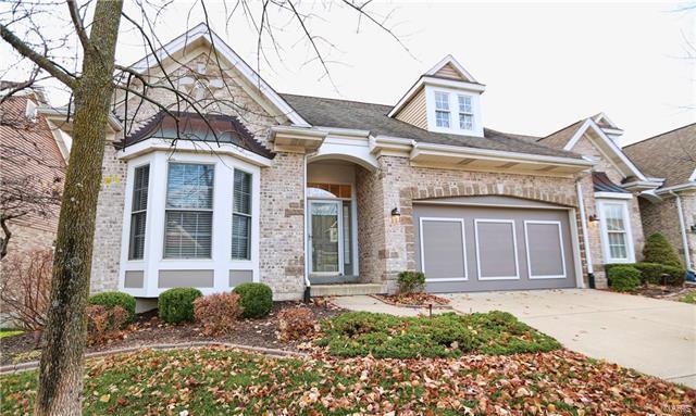 991 Chesterfield Villas Circle, Chesterfield, MO 63017 (#17073197) :: Sue Martin Team