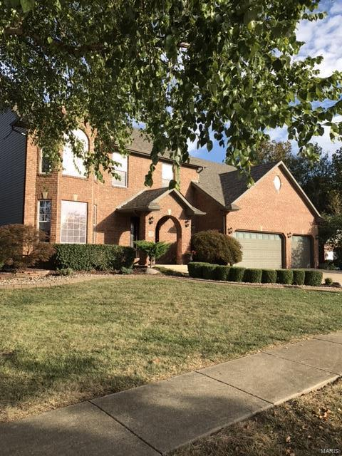 121 Taylor Lake Drive, Troy, IL 62294 (#17074461) :: Clarity Street Realty