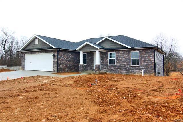 424 Fraser's Ridge, Jackson, MO 63755 (#17077898) :: Clarity Street Realty