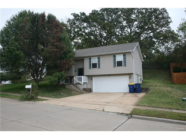 1124 Valentine, Festus, MO 63028 (#17084439) :: Clarity Street Realty