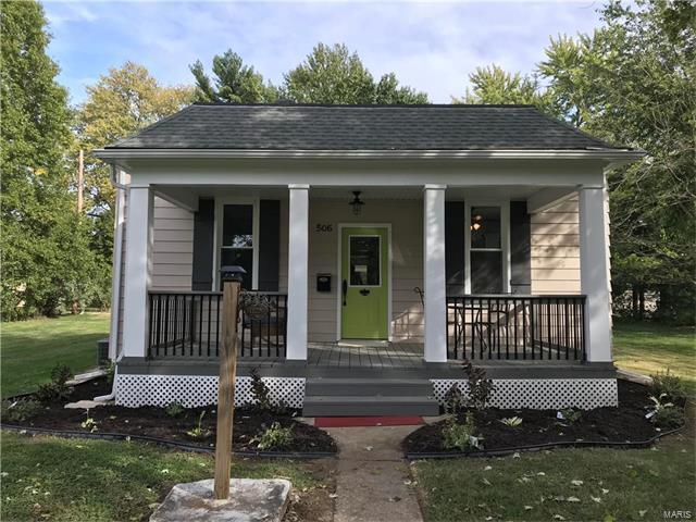 506 N Cherry Street, O'Fallon, IL 62269 (#17084490) :: Fusion Realty, LLC