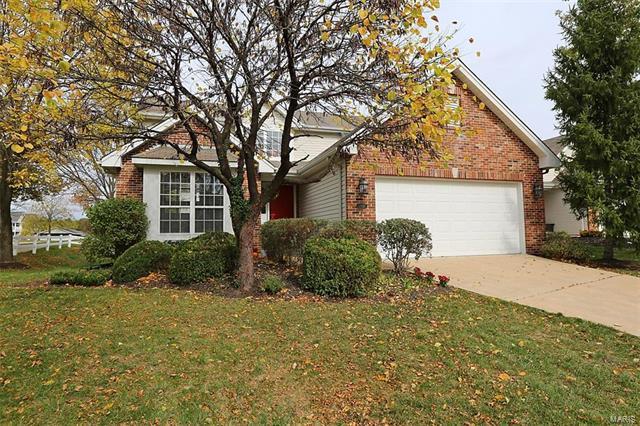 13121 Firtree Court, St Louis, MO 63146 (#17085756) :: Sue Martin Team
