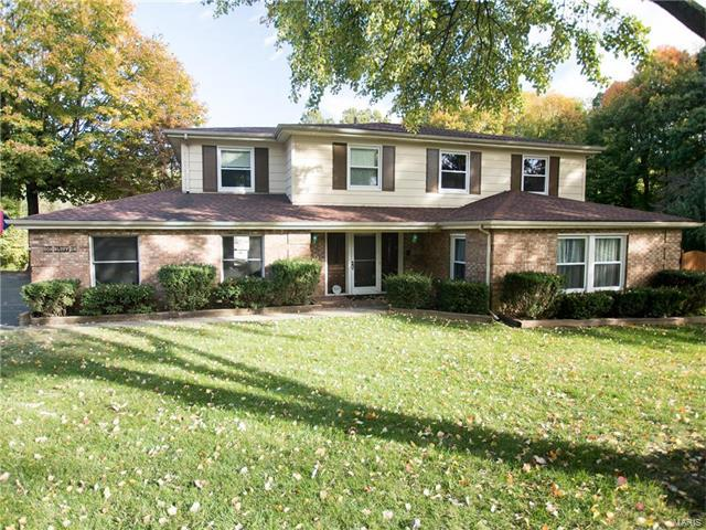 209 Bluff Drive, Belleville, IL 62223 (#17086496) :: Clarity Street Realty