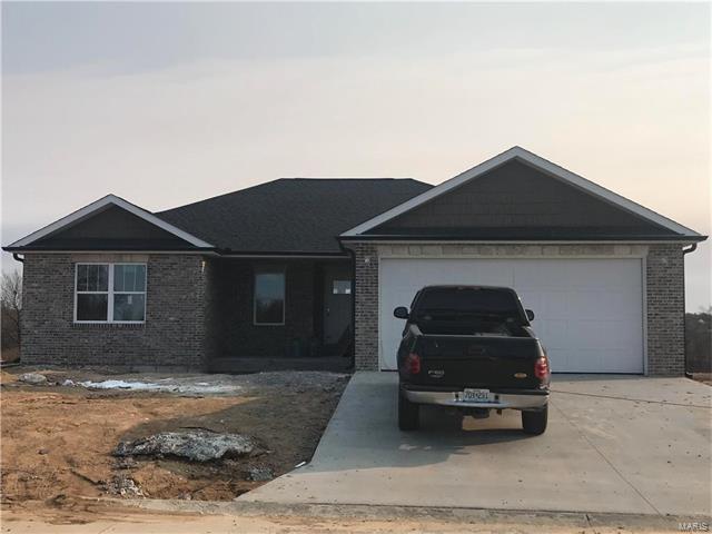161 Fraser's Ridge, Jackson, MO 63755 (#17088055) :: Clarity Street Realty