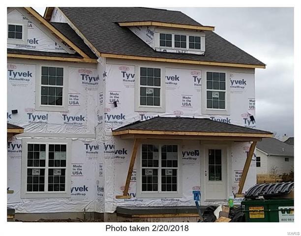 346 Countryshire Drive, Lake St Louis, MO 63367 (#17095536) :: Sue Martin Team
