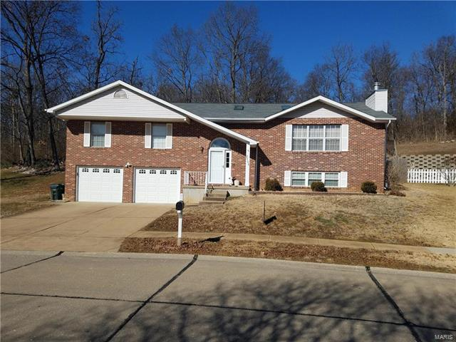 2151 Doe Run Drive, Arnold, MO 63010 (#18000805) :: Clarity Street Realty