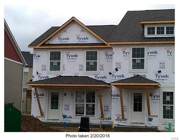 340 Countryshire Drive, Lake St Louis, MO 63367 (#18002813) :: Sue Martin Team