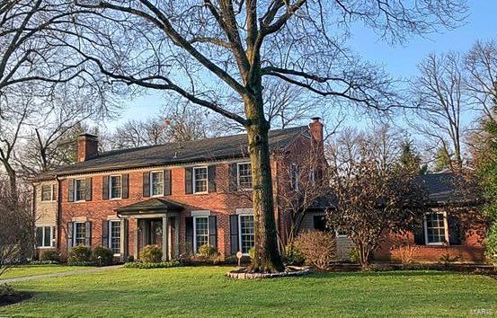 60 Berkshire Drive, St Louis, MO 63117 (#18004915) :: Sue Martin Team