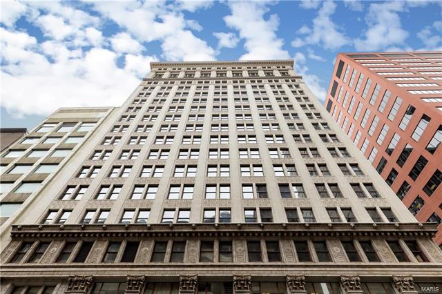 314 N Broadway #903, St Louis, MO 63102 (#18010089) :: Clarity Street Realty