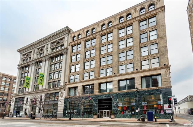 901 Washington Avenue #708, St Louis, MO 63101 (#18014583) :: Clarity Street Realty