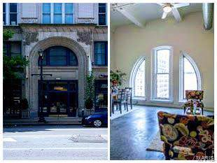 1136 Washington Avenue #706, St Louis, MO 63101 (#19036245) :: Clarity Street Realty