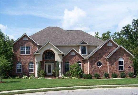 1120 Far Oaks Drive, Caseyville, IL 62232 (#19067593) :: Fusion Realty, LLC