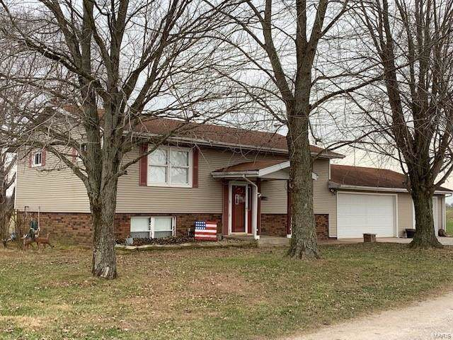 1142 Airport Avenue, Greenville, IL 62246 (#20003601) :: Clarity Street Realty