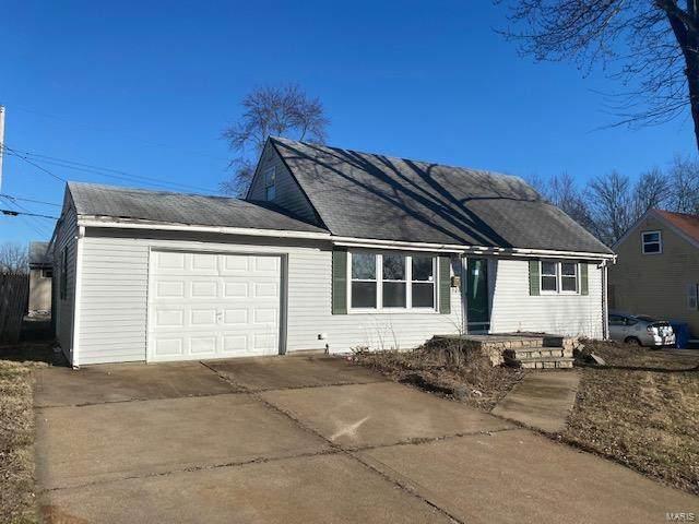 428 Chamberlin, Ballwin, MO 63021 (#20009441) :: The Becky O'Neill Power Home Selling Team